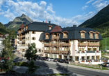 Alpenresort Fluchthorn, Außenansicht