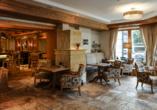 Alpenresort Fluchthorn, Lobby