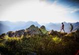 Alpenresort Fluchthorn, Wanderung