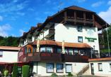 Willkommen im Panorama Hotel Heimbuchenthal im Spessart!