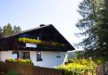 Außenansicht des Schwarzwaldhotel Schönwald