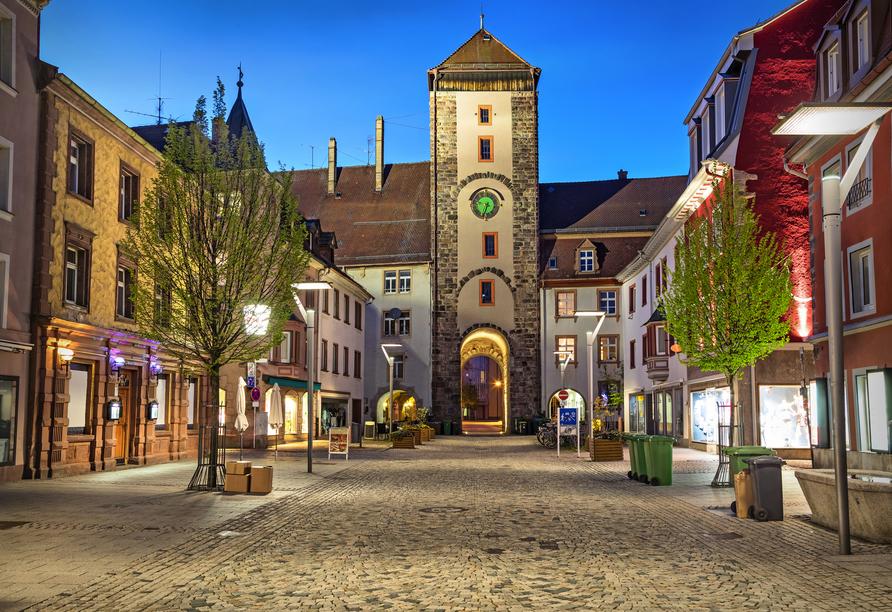 Am Rande des Mittleren Schwarzwaldes, zentral gelegen zwischen Stuttgart und dem Bodensee, liegt Villingen-Schwenningen.