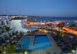 Hotel Limanaki Beach, Poolbereich