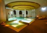 Hotel Norge in Trient, Wellnessbereich