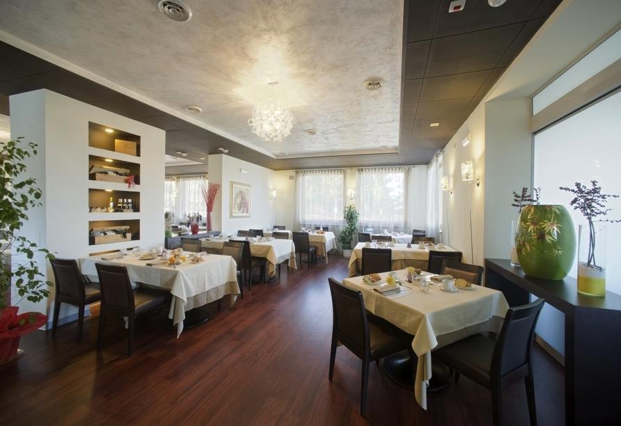 Hotel Norge in Trient, Restaurant