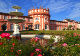 DCS Amethyst Classic, Schloss Biebrich in Wiesbaden