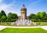 DCS Amethyst Classic, Wasserturm Mannheim