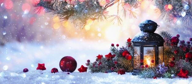 Freuen Sie sich auf eine schöne Weihnachtszeit.