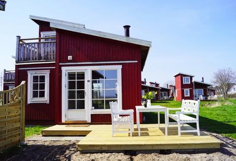 Genießen Sie Ihren Urlaub in einer Wattenmeerhütte (Superior) Kommandoergaarden!