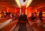 Wussten Sie das Sauna-Aufgüsse eine positive Wirkung auf Ihre Gesundheit haben?
