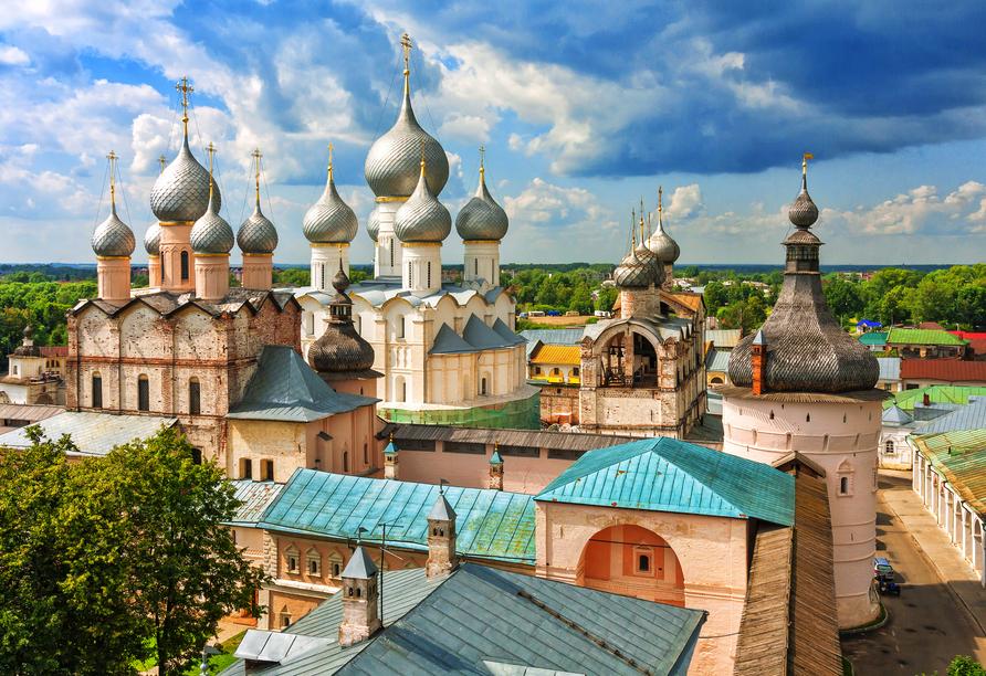 MS Wolga Star, Kreml in Rostow am Don