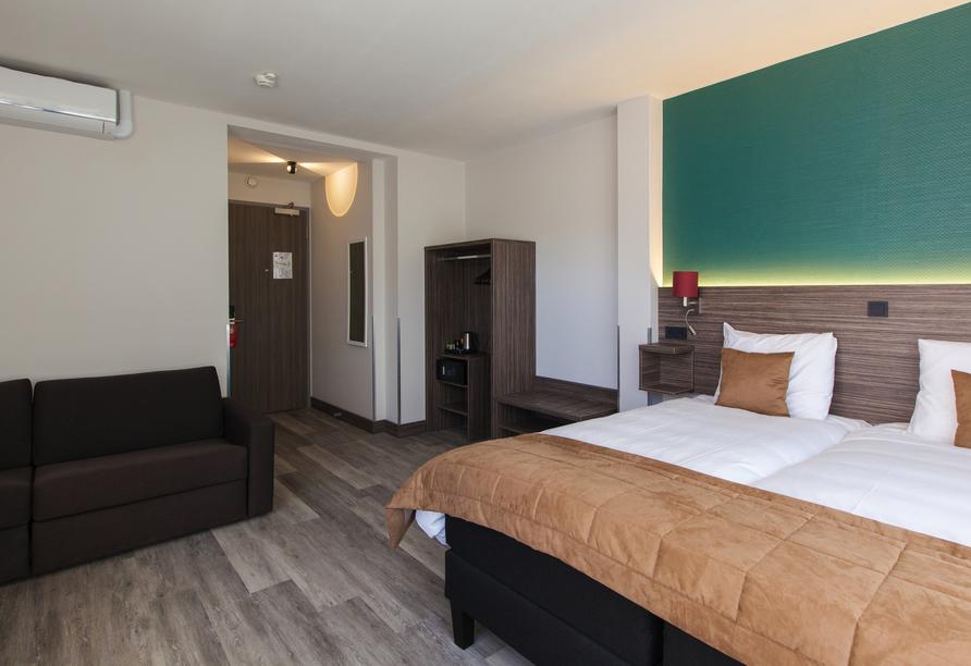 Zimmerbeispiel vom Best Western Hotel Den Haag