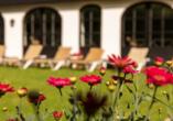 Mühl Vital Resort, Garten
