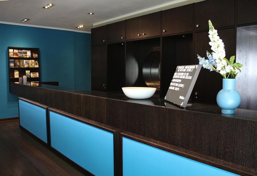 Herzlich willkommen im Hotel Rheinsteig Quartier (Hotel Besttime).