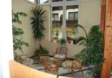Ferienhotel Knollhof in Ramsau, Wellnessbereich