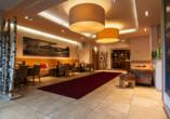 Müller's Landhotel in Mespelbrunn, Lobby
