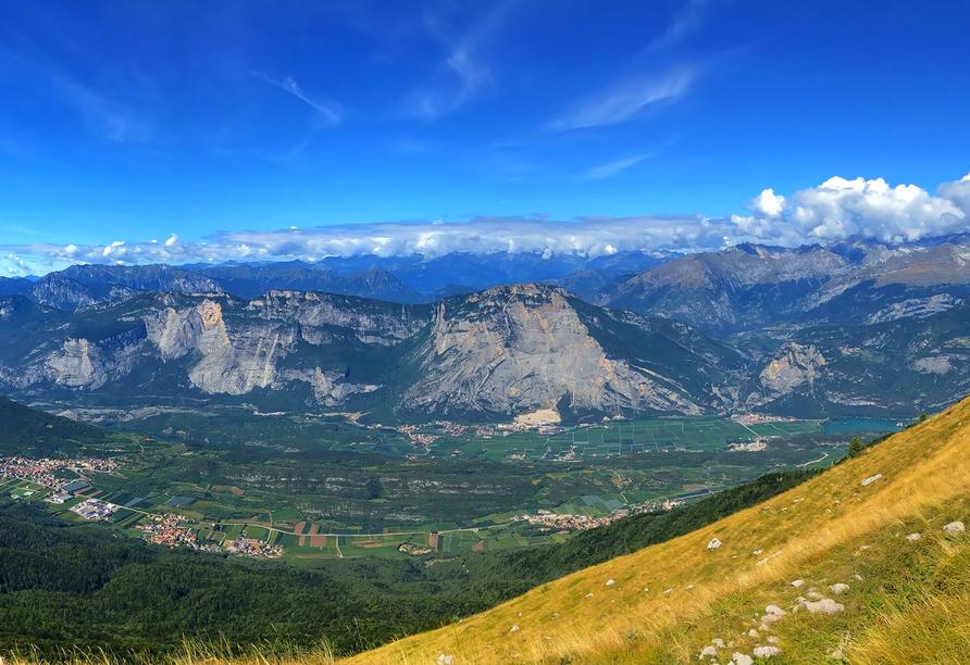 Hotel Alpine Mugon, Italien, Landschaft Monte Bondone