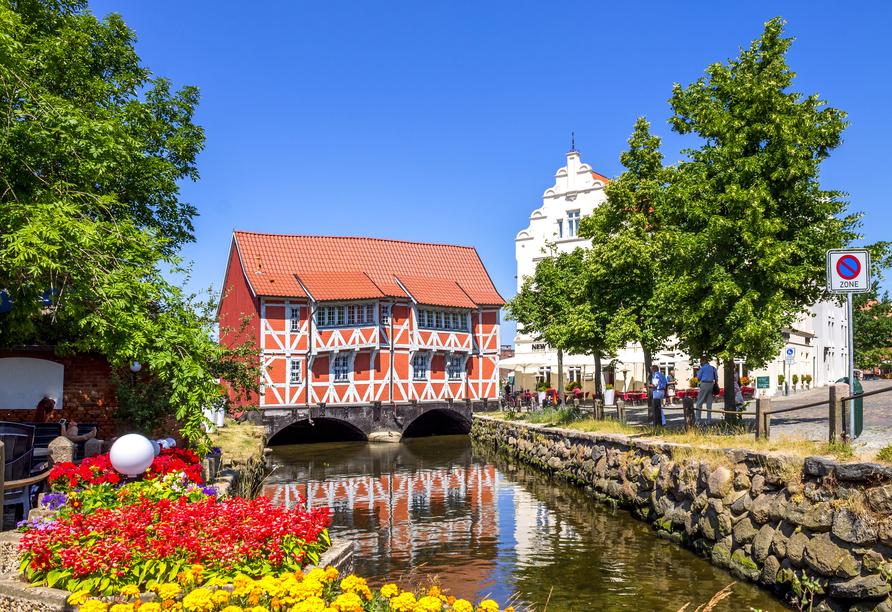 Das Rote Haus in Wismar