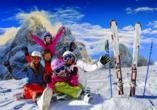 Wellnesshotel Kohlerhof Fügen Zillertal, Winterspaß Familie