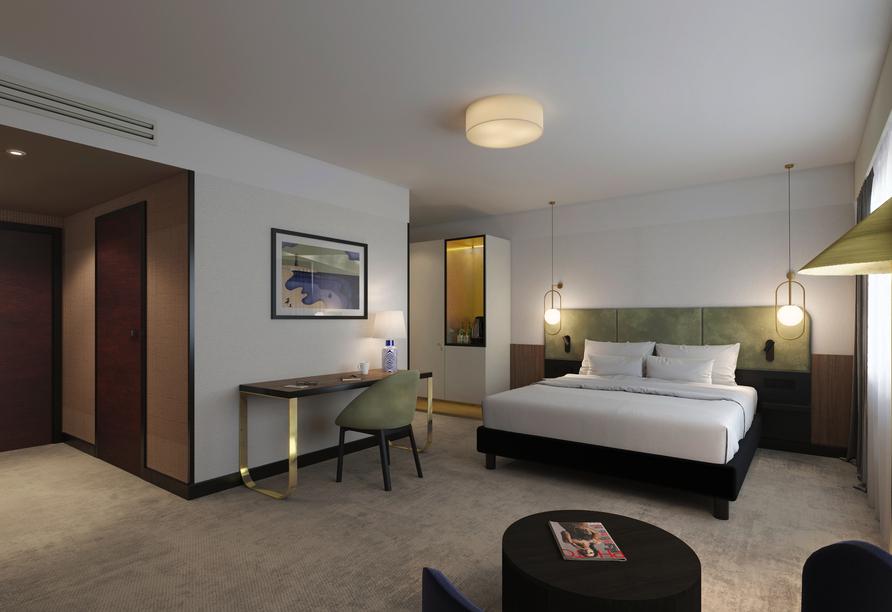 Hotel Royal Tulip Sand in Kolberg, Polen, Zimmerbeispiel