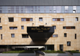 Hotel Royal Tulip Sand in Kolberg, Polen, Außenansicht