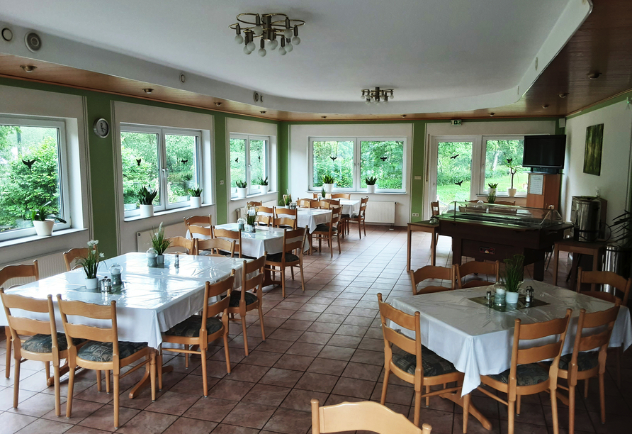 Hotel-Restaurant Forellenzucht, Restaurant