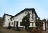 Hotel-Restaurant Forellenzucht, Außenansicht