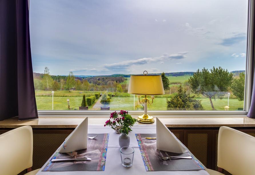 Panorama Ferien Hotel Harz, Restaurant