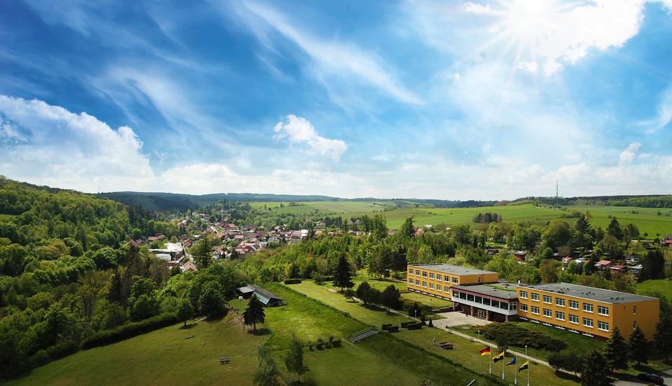 Panorama Ferien Hotel Harz, Luftbild