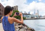 Ihren Fotoapparat werden Sie bei dieser Reise garantiert oft brauchen.