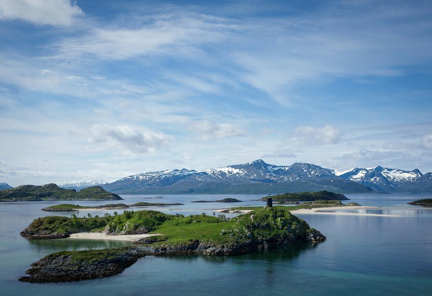 Mein Schiff 1, Tromso