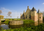 De Holland, Burg Radboud in Medemblik