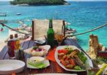 Lassen Sie sich die albanische Küche schmecken.