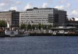ATLANTIC Hotel Kiel, Außenansicht