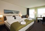 ATLANTIC Hotel Kiel, Zimmerbeispiel