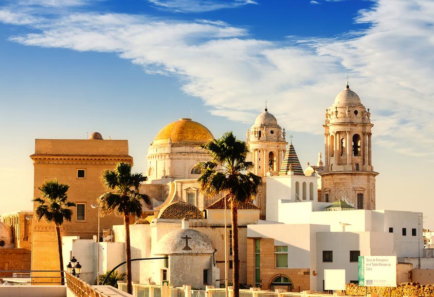 Mein Schiff Herz, Kazhedrale Cádiz