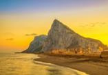 Mein Schiff Herz, Berg von Gibraltar