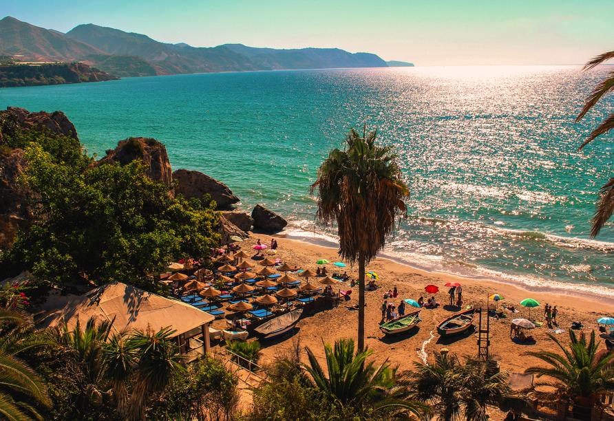 Mein Schiff Herz, Strand Costa del Sol