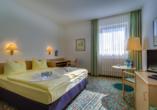 Hotel Astor Altenburg, Beispiel Doppelzimmer