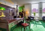 Hotel Astor Altenburg, Lobby