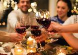 Feiern Sie Ihr Weihnachtsfest an Bord von DCS Amethyst Classic.