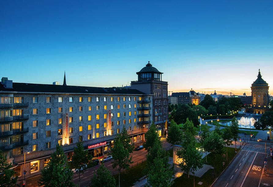 Ihr Hotel liegt sehr zentrumsnah und ist der optimale Ausgangspunkt für Stadterkundungen.