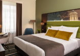 Beispiel eines Doppelzimmers Komfort im Leonardo Royal Hotel Mannheim