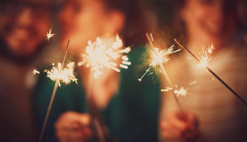 Feiern Sie mit Ihren Liebsten ins neue Jahr!