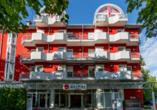 Ihr AZIMUT Hotel Dresden heißt Sie herzlich willkommen.