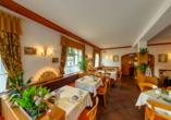 Hotel Seiffener Hof, Restaurant