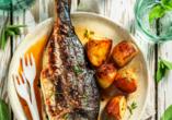 Tauchen Sie auch in die kulinarische Welt Zyperns ein.