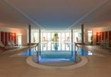 Mit einem großen Wellnessbereich heißt Sie Ihr Wellnesshotel Rothfuss in Bad Wildbad willkommen.