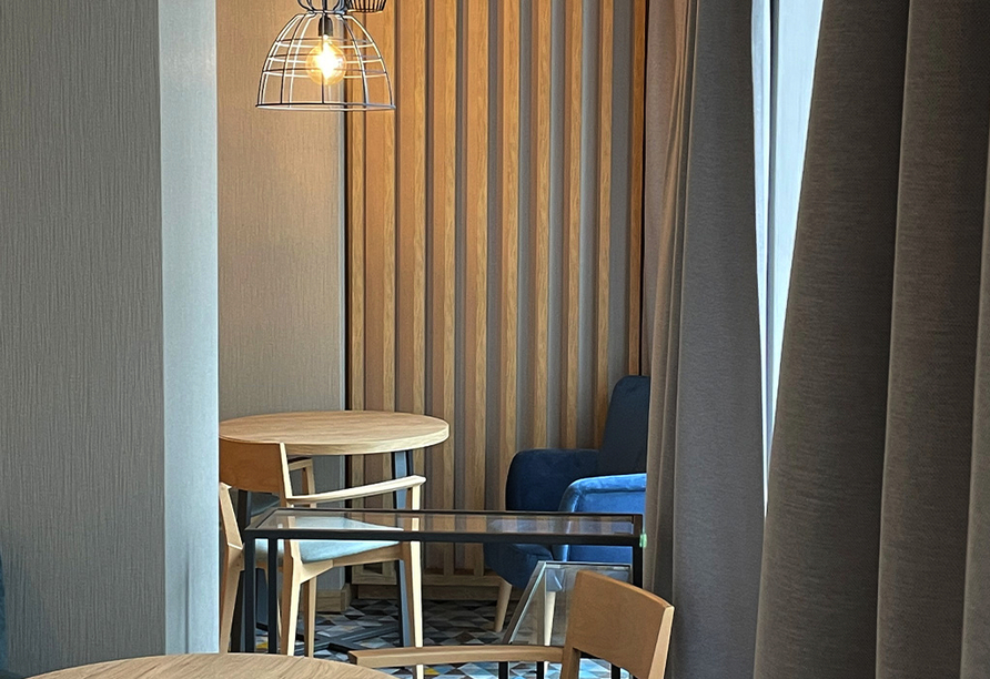 Hotel Atol Resort in Swinemünde, Polnische Ostsee, Restaurant
