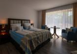 Hotel & Restaurant Nordstern in Neuharlingersiel, Beispiel Doppelzimmer